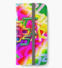 Art Skool Kids  iPhone Wallet/Case/Skin