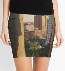 Protective Shadow Mini Skirt