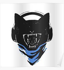 Monstercat Uncaged Poster