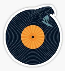 Ride the Music  Sticker