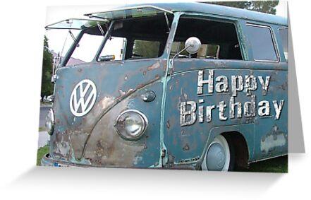 Happy Birthday by KombiNation