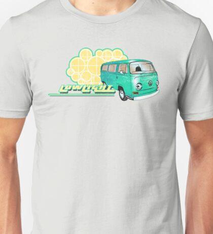 Volkswagen Kombi Tee shirt - Retro Lowlight Kombi T-Shirt