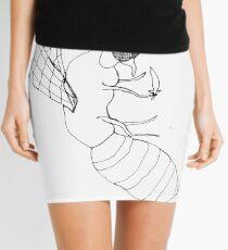 killer bee Mini Skirt