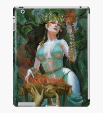 Circe goddess of Enchantments iPad Case/Skin