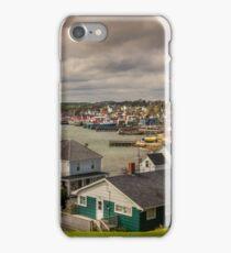 Lunenburg Harbour iPhone Case/Skin