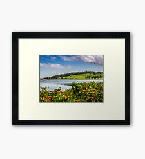 Lunenburg Golf Club Framed Print