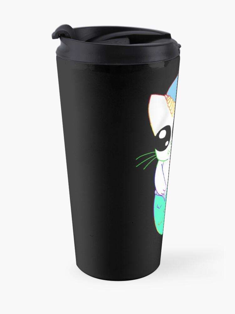 Alternate view of Unikittyaid Travel Mug