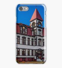 Lunenburg Academy iPhone Case/Skin
