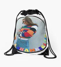 Emma Chamberlain Drawstring Bag
