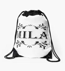 Frame Name Mila Drawstring Bag