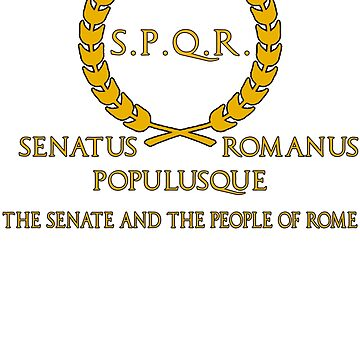 S.P.Q.R. Latin by Fopicus