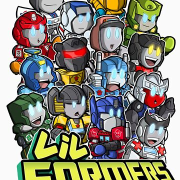 Lil Formers Good Guys by mattmoylan