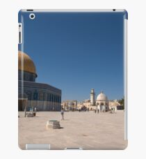 Israel, Jerusalem, Old City, Dome of the Rock iPad Case/Skin