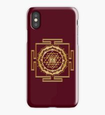Shri Yantra - Cosmic Conductor of Energy iPhone Case