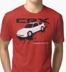 Crxaustralia Generation 1 crx tshirt design Tri-blend T-Shirt