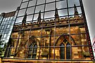 Reflections of Glasgow (2) by Karl Williams