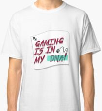 Gaming DNA Classic T-Shirt