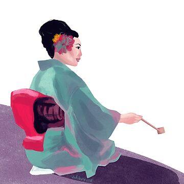 Tea Ceremony by Wildflower-Art