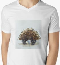 Echidna Men's V-Neck T-Shirt