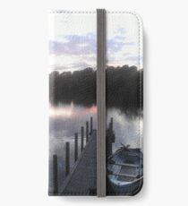 On The Lake iPhone Wallet/Case/Skin