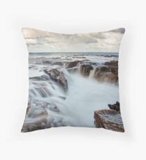 Everything Goes Throw Pillow