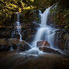 Lodore Falls by John Morton