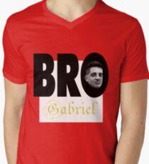 BRO - Gabriel - QWA Men's V-Neck T-Shirt