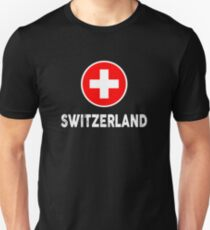 new concept facda 41d54 Switzerland Kit T-Shirts | Redbubble