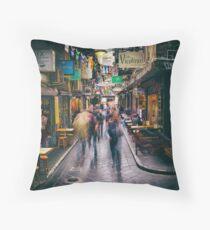 Laneway Traffic Floor Pillow