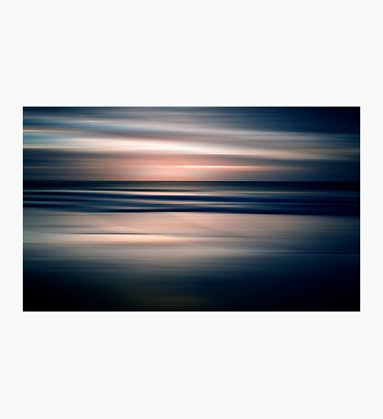 Beach Abstract Photographic Print