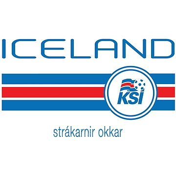 Football - Iceland (Away White) by madeofthoughts