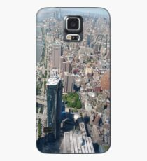 New York City, Manhattan, Brooklyn, New York, streets, buildings, skyscrapers, cars, pedestrians, #NewYorkCity, #Manhattan, #Brooklyn, #NewYork, #streets, #buildings, #skyscrapers, #cars, #pedestrians Case/Skin for Samsung Galaxy