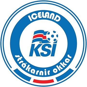 Football - Team Iceland by madeofthoughts