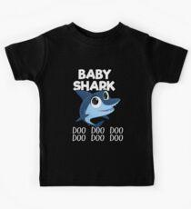 Baby Shark T-shirt Doo Doo Doo - Funny Tee For Kids Kids Tee