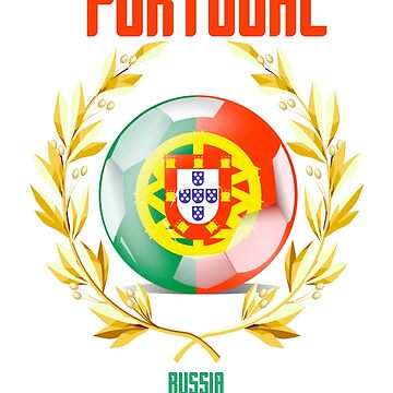 Portugal world cup by moutassie