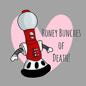Honey Bunches of Death by KeriLynne