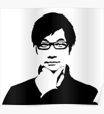 Hideo Kojima Poster