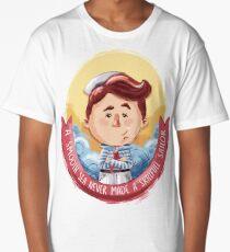 Brave little sailor Long T-Shirt
