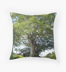 Three-in-one Tree Tewantin Throw Pillow