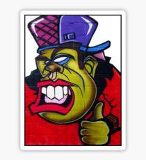 The Big Bad One (v1) Sticker
