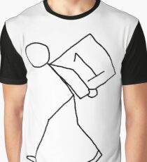 Back To Square One Graphic T-Shirt