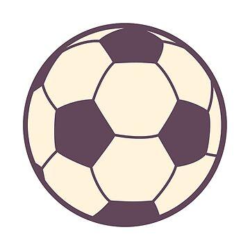 Soccer Ball by CafePretzel