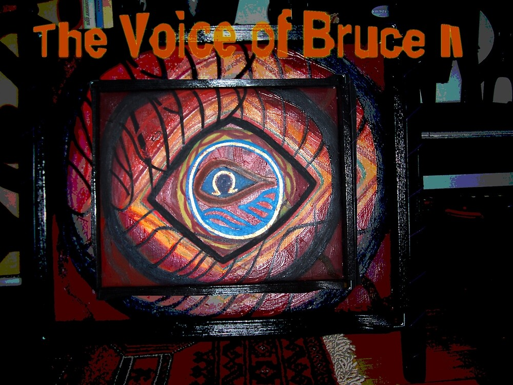 The Voice Of Bruce II (Omega Zero) by ArtOfE