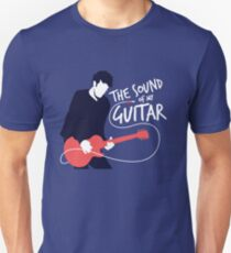 The Sound Of My Guitar Unisex T-Shirt