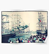 Regatta Puerto Rico : 1992(Celebrating 500 years of the historical event) Poster
