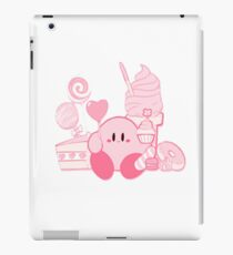 Sweet Treats Kirby iPad Case/Skin