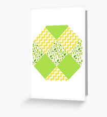 summer v3 Greeting Card