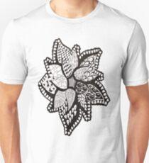 Zen mashup flower Unisex T-Shirt