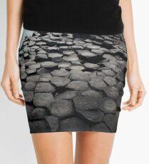 Hexagons Mini Skirt