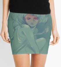 To Your Heart's Content Mini Skirt